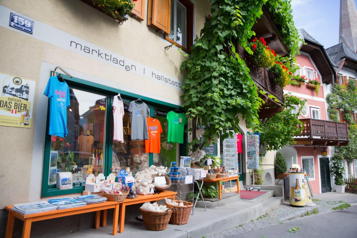 Marktladen Hallstatt